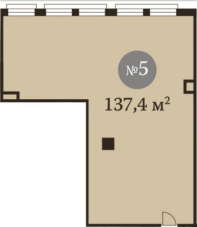 Своб. план., 137.4 м²
