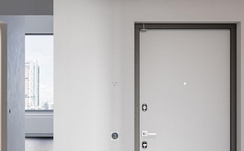 1-комнатная квартира, 45.2 м², 2 этаж – 4