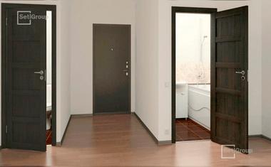 1-комнатная, 34.47 м²– 5
