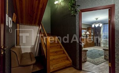 3-комнатная, 77.8 м²– 3
