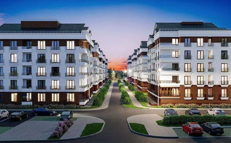 ЖК Малаховский квартал – 2