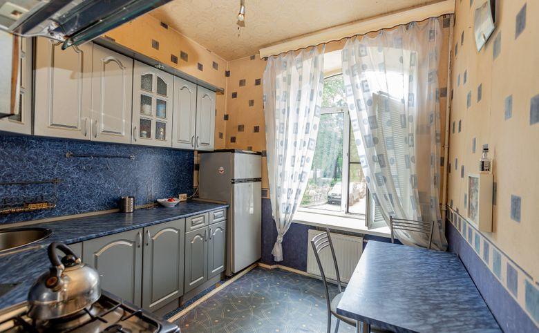 2-комнатная квартира, 54.52 м², 1 этаж – 3