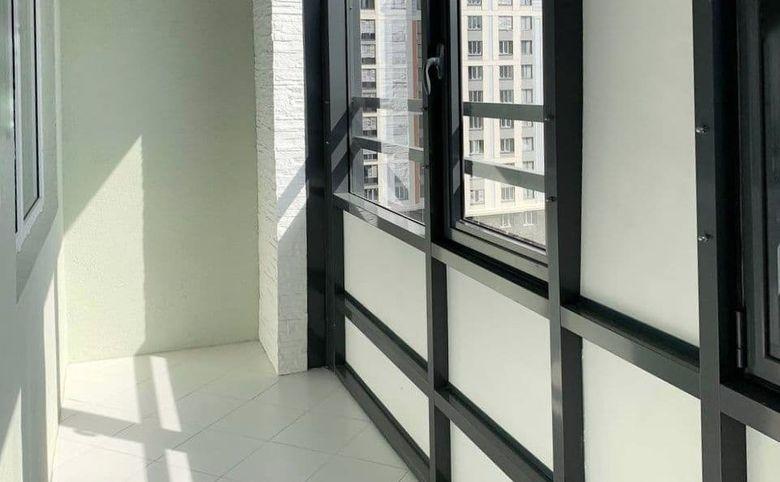1-комнатная квартира, 38.19 м², 8 этаж – 9