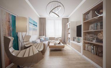 3Е-комнатная, 58 м²– 8
