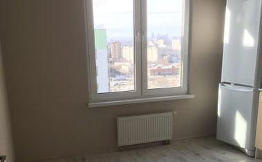 1-комнатная, 37.5 м²– 1
