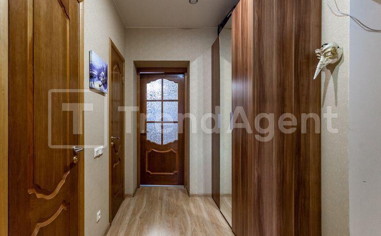3-комнатная квартира, 71.3 м², 1 этаж – 8