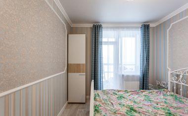 2Е-комнатная, 35.17 м²– 1