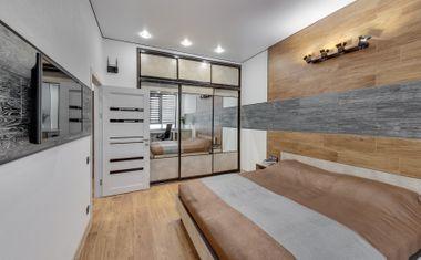 1-комнатная, 42.88 м²– 4