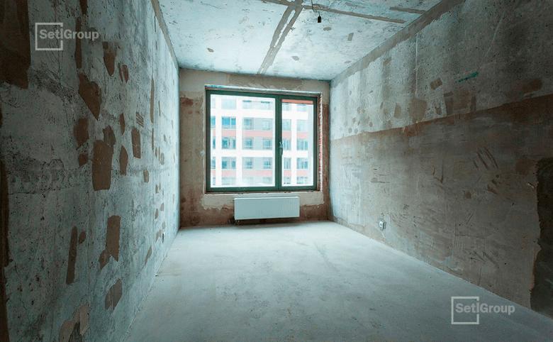 3Е-комнатная квартира, 66.75 м², 7 этаж – 2