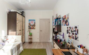 2Е-комнатная, 42.7 м²– 3