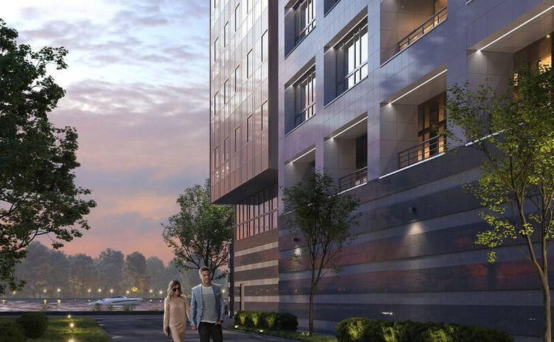 4Е-комнатная квартира, 155.5 м², 9 этаж – 9