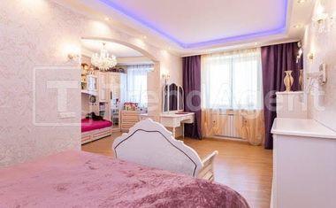 2-комнатная, 81.6 м²– 2