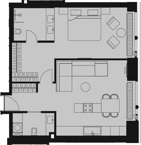 Своб. план., 67.31 м²