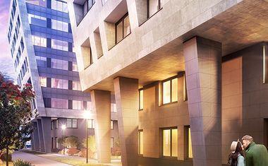 2Е-комнатная, 56.4 м²– 11
