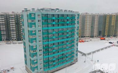 3Е-комнатная, 54.18 м²– 10