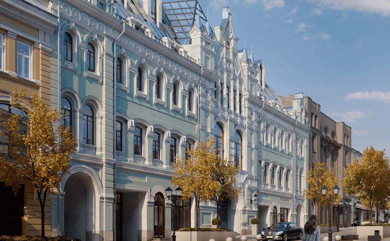 ЖК «Kuznetsky Most 12 by Lalique»– 2