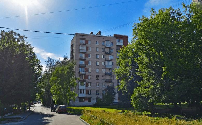 ул Большая Пороховская 44