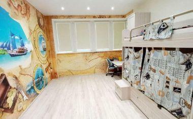 3-комнатная, 86.9 м²– 3