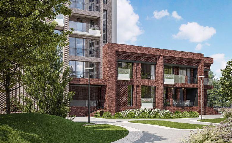 2Е-комнатная квартира, 60.22 м², 16 этаж – 6