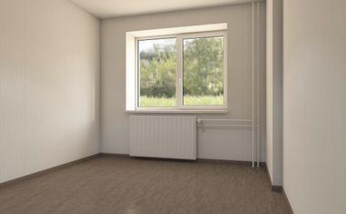 3-комнатная, 68.37 м²– 1