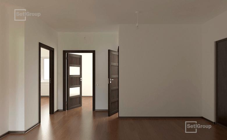 2Е-комнатная квартира, 35.06 м², 4 этаж – 4