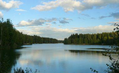 Пундоловское озеро