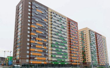 3Е-комнатная, 50.7 м²– 15