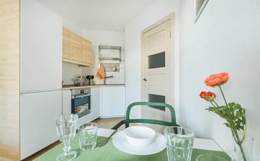 1-комнатная, 35.35 м²– 7