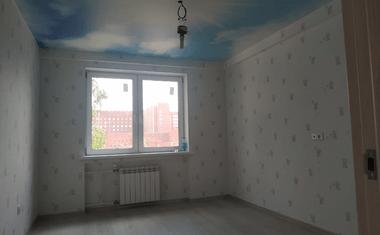 2-комнатная, 49.5 м²– 1