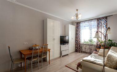 2Е-комнатная, 42.7 м²– 6