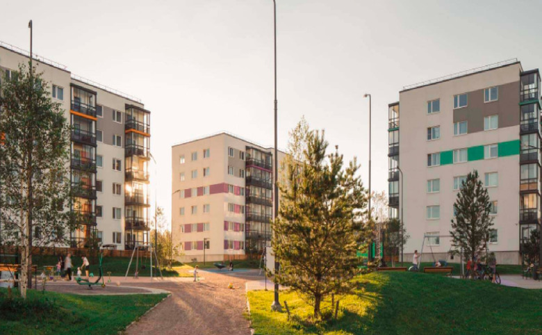 ЖК «Grona Lund» – 2
