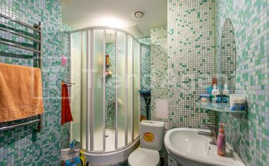 3-комнатная, 92.8 м²– 10