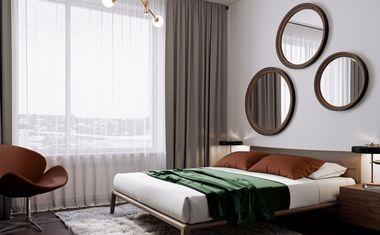 3-комнатная, 78.1 м²– 7