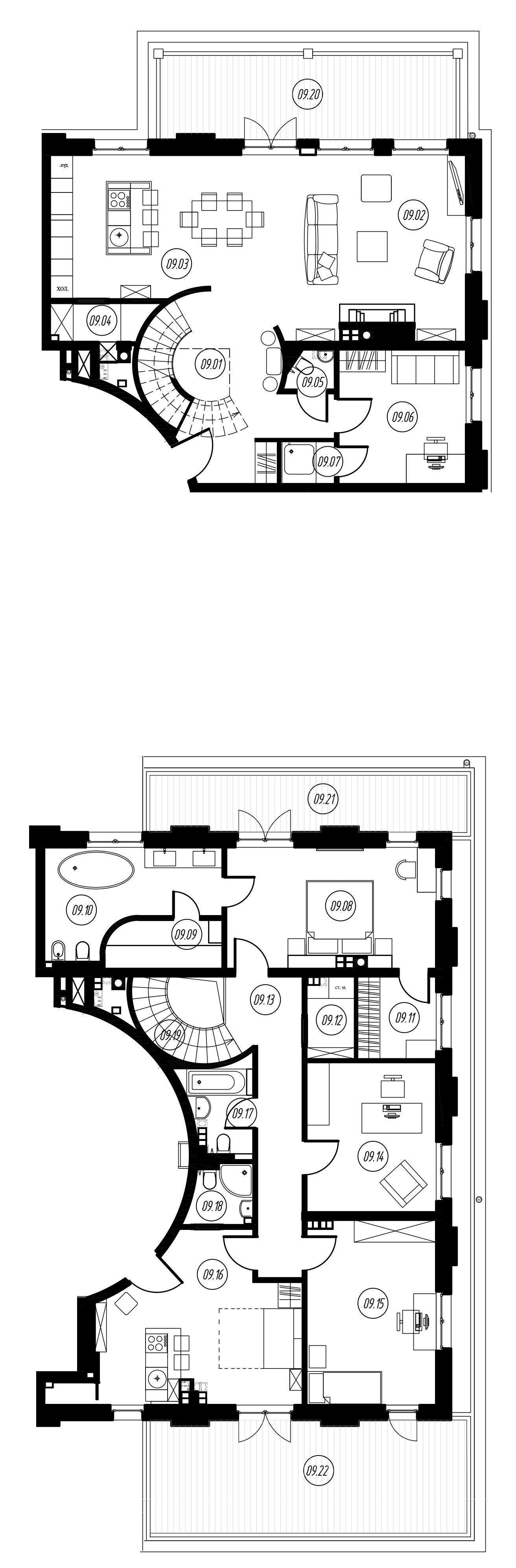 5-к.кв, 194.63 м²