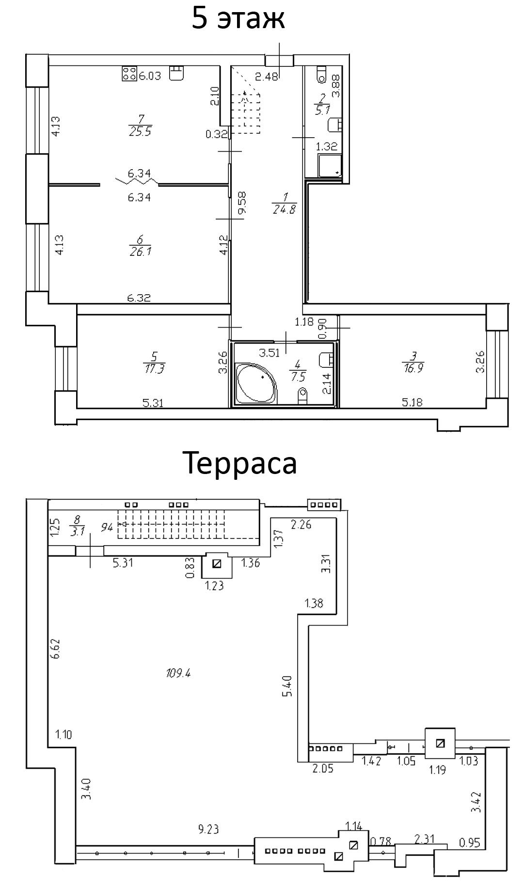 4-к.кв (евро), 235.63 м²