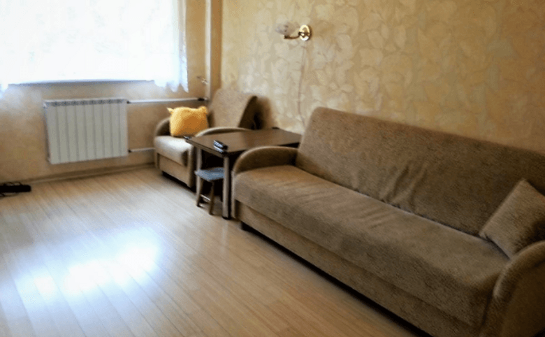 1-комнатная квартира, 33.7 м², 10 этаж – 4