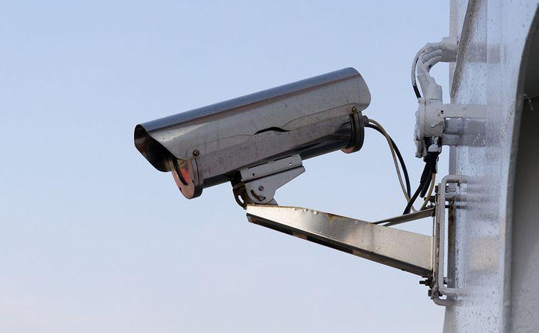 Закрытые дворы с системой контроля доступа и видеонаблюдением
