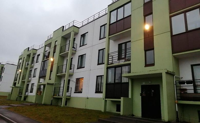 деревня Вартемяги, ул Ветеранов, 7 – 4