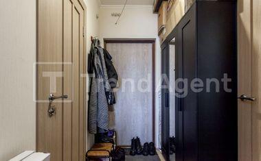 1-комнатная, 33.43 м²– 8