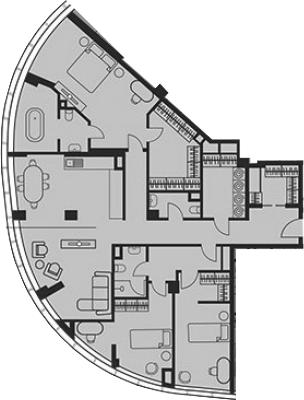Своб. план., 141.34 м²