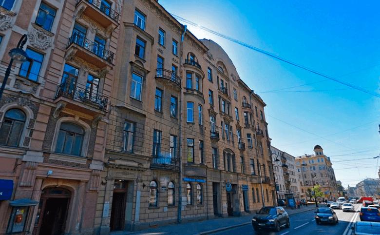 Каменноостровский пр-кт 57