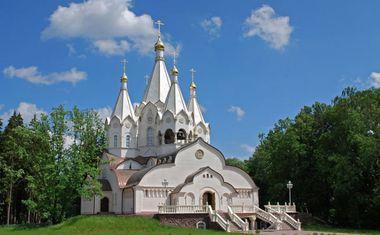 Храм Святых Новомучеников