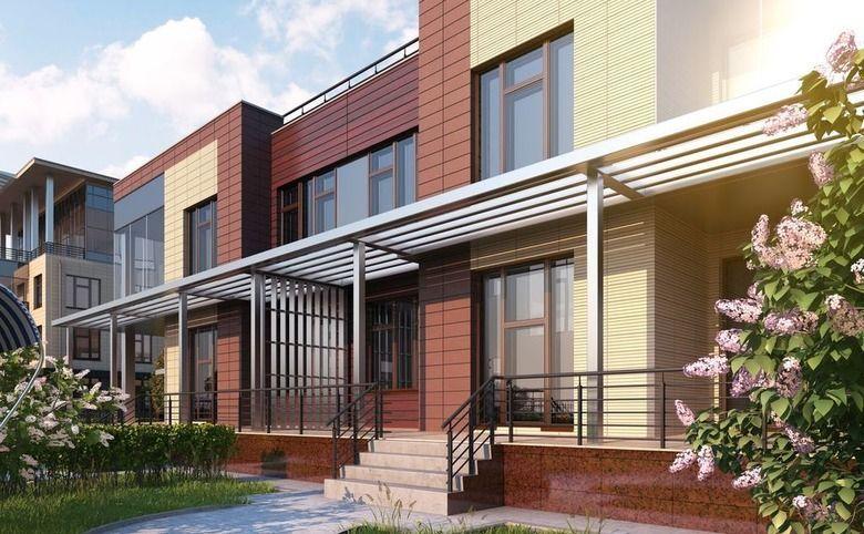 5Е-комнатная квартира, 173.4 м², 1 этаж – 8