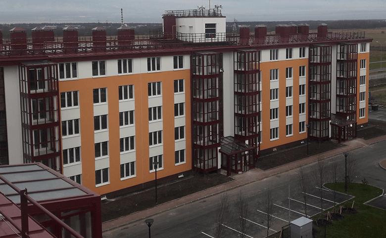ЖК «Образцовый квартал 5»– 2
