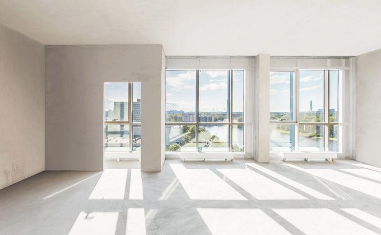 4Е-комнатная квартира, 155.5 м², 9 этаж – 1