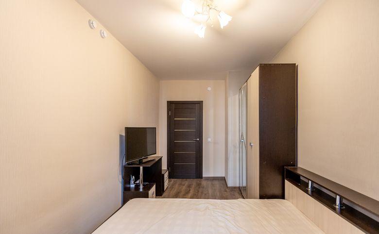 1-комнатная квартира, 40 м², 5 этаж – 2