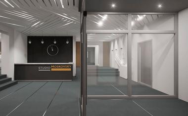 Студия, 18.6 м²– 14