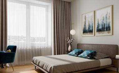 3Е-комнатная, 69.2 м²– 5