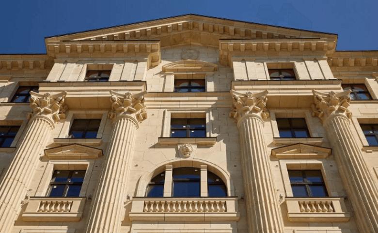 Архитектура римского палаццо