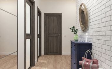 4Е-комнатная, 68.3 м²– 3